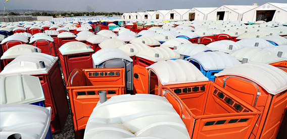 Champion Portable Toilets in Omaha, NE